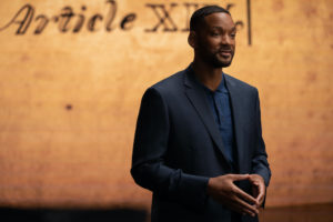 Actor Will Smith hosts Amend: The Fight for America