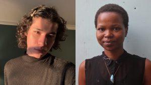 JUNE BELLEBONO AND MANDLA RAE
