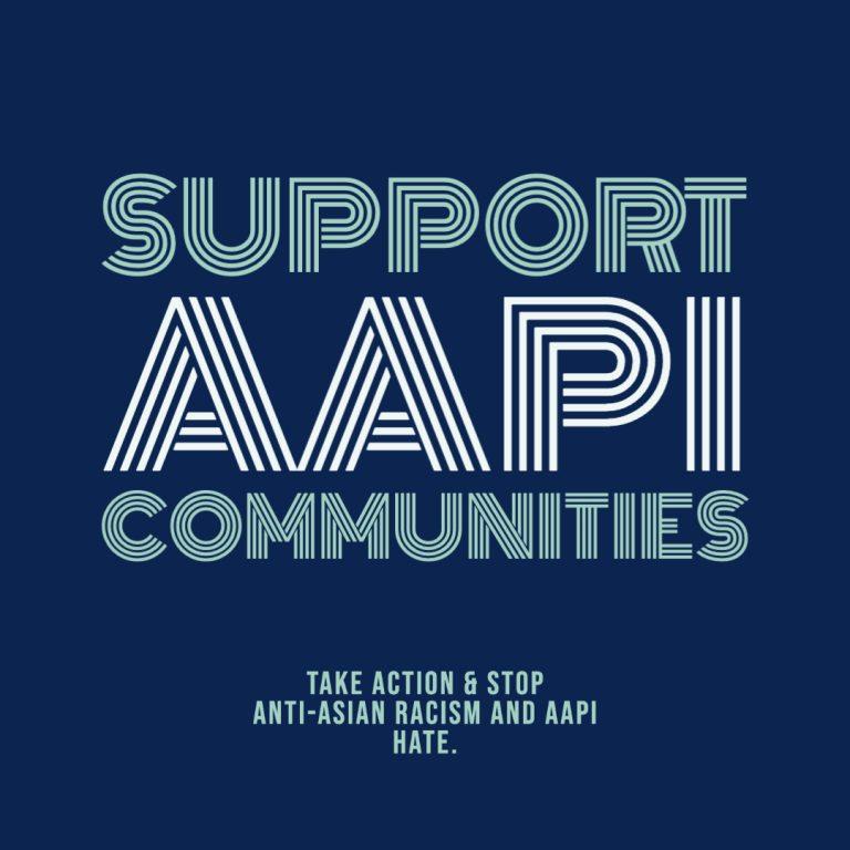Support AAPI communities