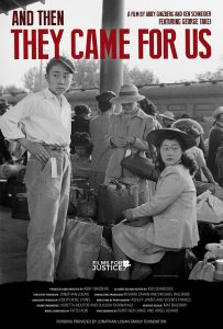 Film poster for And Then They Came For Us