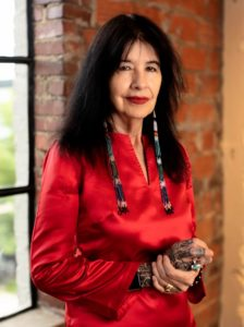 Poet Joy Harjo