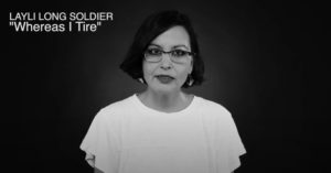 Layli Long Soldier reads from and talks about her collection WHEREAS