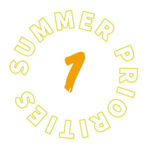 Summer priority 1