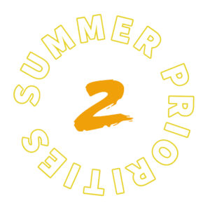 Summer priority 2