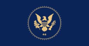 Presidential seal of 46th President Joe Biden