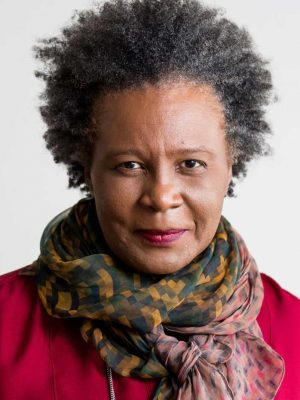 Headshot of Claudia Rankine